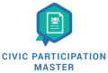 Civic Participation Master - Metabadge